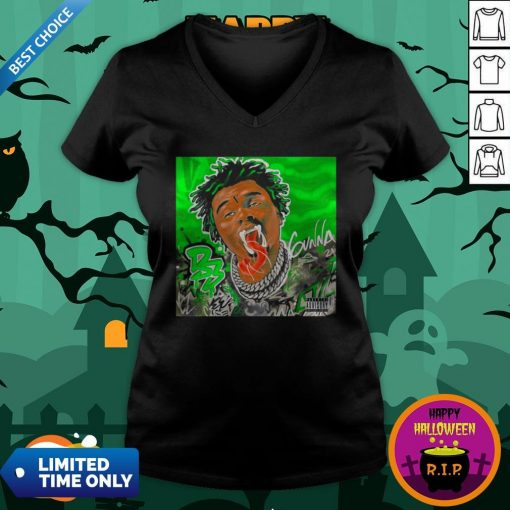 Gunna Drip Season 3 Spotify Halloween V-neck