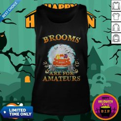 Halloween Brooms Are For Amateurs Jeep Tank TopHalloween Brooms Are For Amateurs Jeep Tank TopHalloween Brooms Are For Amateurs Jeep Tank Top
