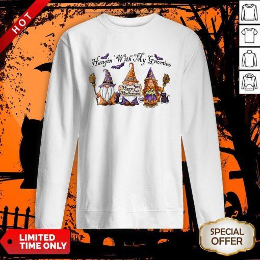 Halloween Hangin With My Gnomies Sweatshirt