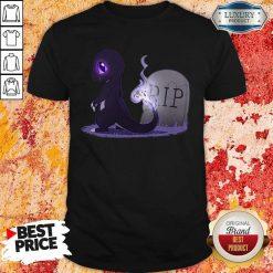 Halloween Pokemon Charmander Rip Shirt