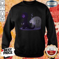 Halloween Pokemon Charmander Rip Sweatshirt