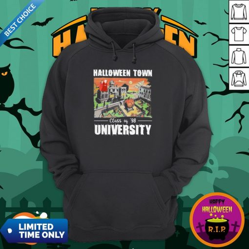 Halloween Town Class Of 98 University Hoodie