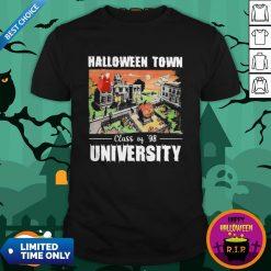 Halloween Town Class Of 98 University ShirtHalloween Town Class Of 98 University ShirtHalloween Town Class Of 98 University Shirt