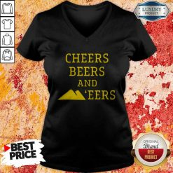 Hot Cheers Beers And 'eers V-neck