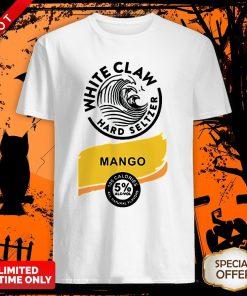 White Claw Hard Seltzer Halloween Costume Shirt