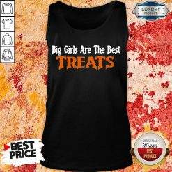 Hot Big Girls Are The Best Treats Tank Top-Design By Soyatees.com