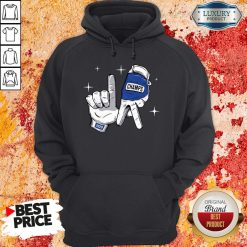 Nice Los Angeles Dodgers Safety Glove Champs Hoodie-Design By Soyatees.com