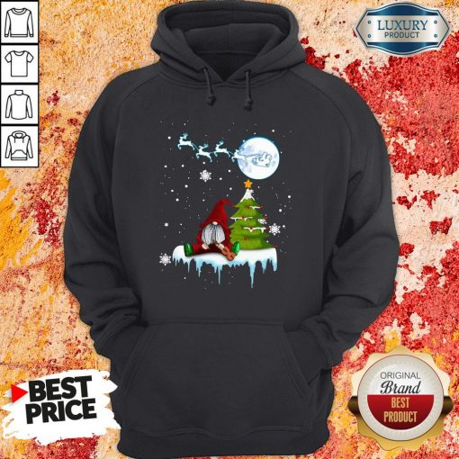 Good Gnome Play Violin Merry Christmas Shirt Hoodie-Design By Soyatees.com