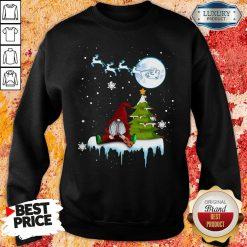 Good Gnome Play Violin Merry Christmas Shirt Sweatshirt -Design By Soyatees.com