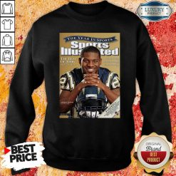 Awesome Cover Tee San Diego Chargers 2009 Ladainian Tomlinson Sweatshirt-Design By Soyatees.com