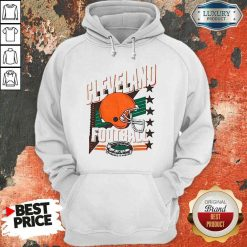 Funny Cleveland Browns Football America Stars Hoodie-Design By Soyatees.com