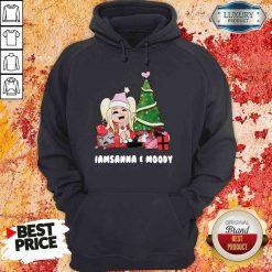 Funny Iamsanna E Moody Hoodie-Design By Soyatees.com