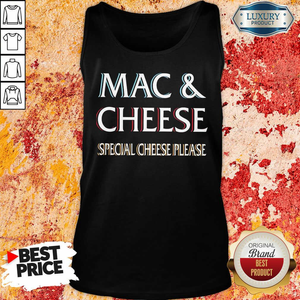 Mac And Cheese Special Cheese Please Tank Top-Design By Soyatees.com