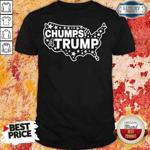 Good Chumps For Trump Usa Map 2021 Shirt-Design By Soyatees.com