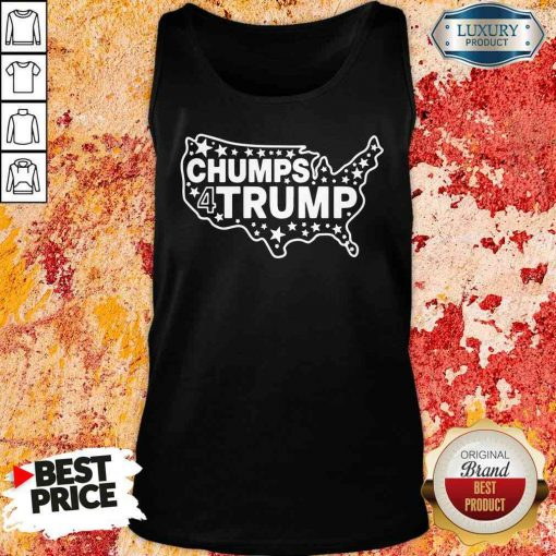 Good Chumps For Trump USA Map 2024 Tank Top-Design By Soyatees.com