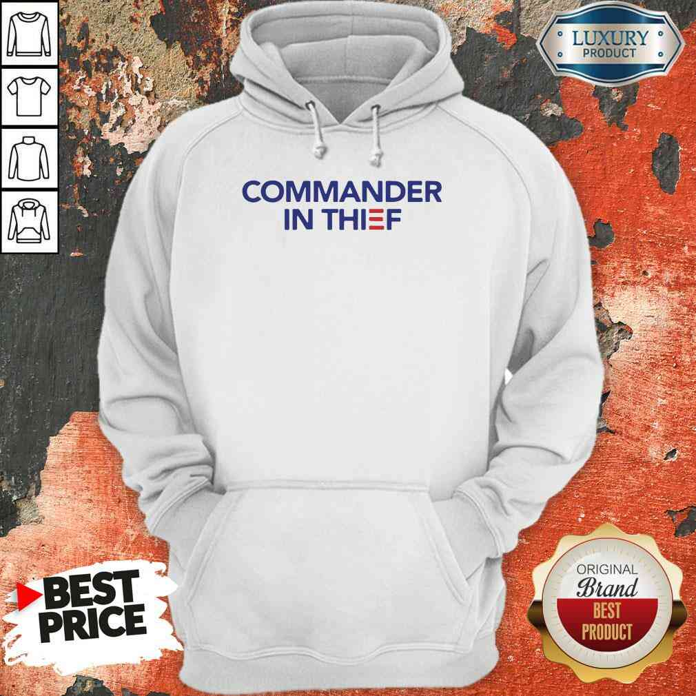 Good Commander In Thief 2020 Hoodiea-Design By Soyatees.com