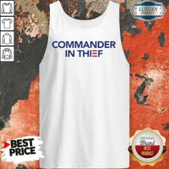 Good Commander In Thief 2020 Tank Top-Design By Soyatees.com