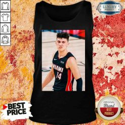 Good Court Culture Tyler Herro Snarl Tank Top-Design By Soyatees.com