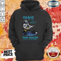 Eddie Van Halen Rock And Roll Hoodie-Design By Soyatees.com