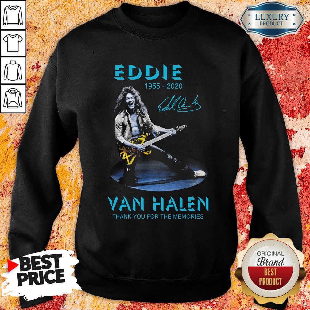 Eddie Van Halen Rock And Roll Sweatshirt-Design By Soyatees.com