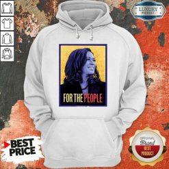 Good Kamala Harris For The People Hoodie-Design By Soyatees.com