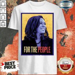 Good Kamala Harris For The People Shirt-Design By Soyatees.com
