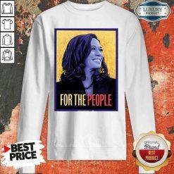 Good Kamala Harris For The People Sweatshirt-Design By Soyatees.com