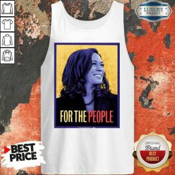 Good Kamala Harris For The People Tank Top-Design By Soyatees.com