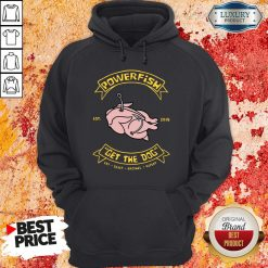Happy Powerfish Get The Dog Eat Sleep Brothel Repeat Hoodie-Design By Soyatees.com
