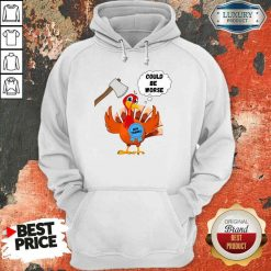 Happy Thanksgiving 2020 Give Thanks Turkey Hoodie-Design By Soyatees.com