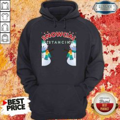 Hot 02 Snowcial Wear Mask Distancing Merry Christmas Hoodie-Design By Soyatees.com