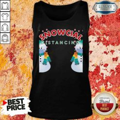 Hot 02 Snowcial Wear Mask Distancing Merry Christmas Tank Top-Design By Soyatees.com