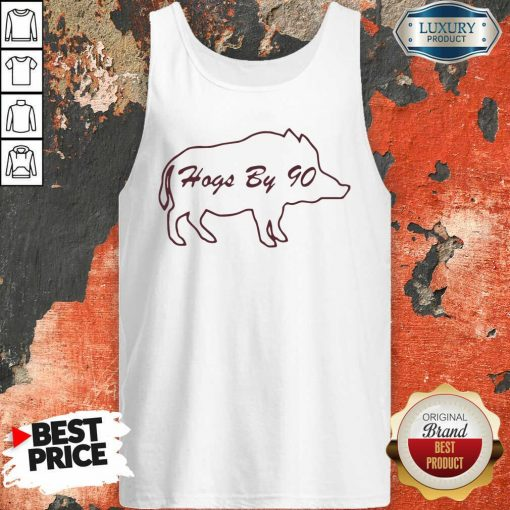 Hogs By 90 Tank Top-Design By Soyatees.com
