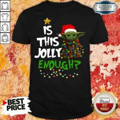 Hot Is This Jolly Enough Shirt-Design By Soyatees.com