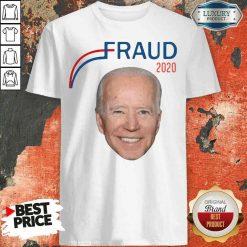 Hot Joe Biden Fraud 2020 Shirt-Design By Soyatees.com