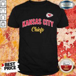 Nfl Kansas City Chiefs Logo In The Game Shirt