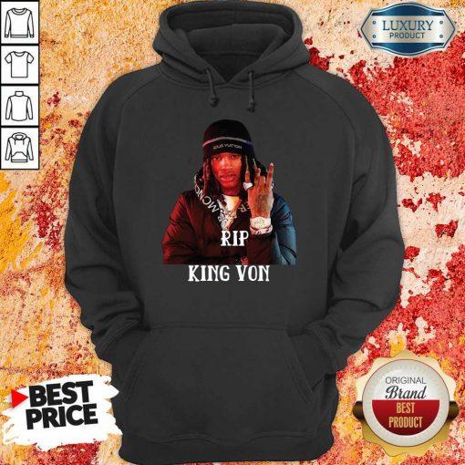 Rip King Yon Hoodie-Design By Soyatees.com