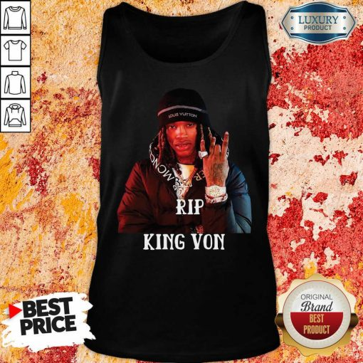 Rip King Yon Tank Top-Design By Soyatees.com
