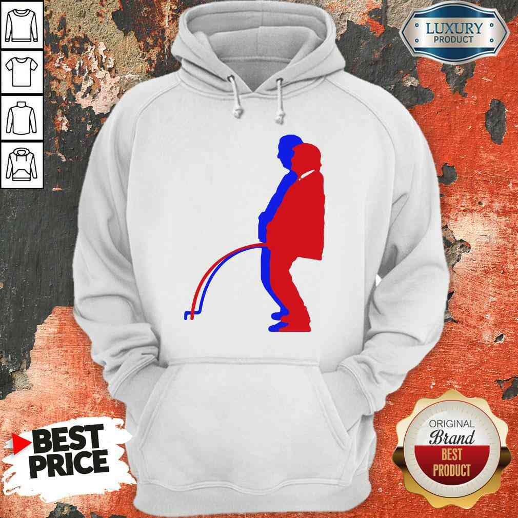 Hot Silhouette Of People Flashing A Hoodie-Design By Soyatees.com