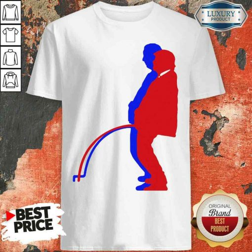 Hot Silhouette Of People Flashing A Shirt-Design By Soyatees.com