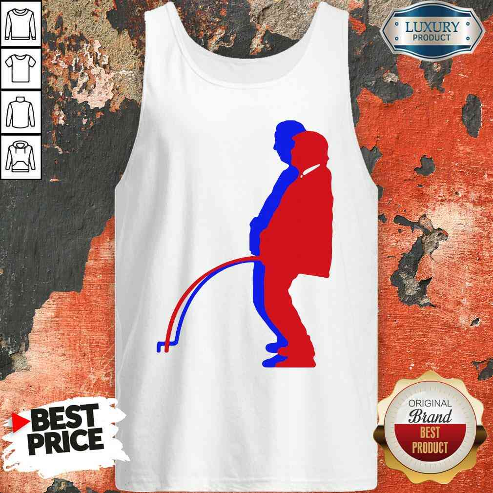 Hot Silhouette Of People Flashing A Tank Top-Design By Soyatees.com