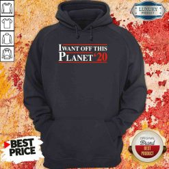 I want off this Planet 21 Hoodie-Design By Soyatees.com