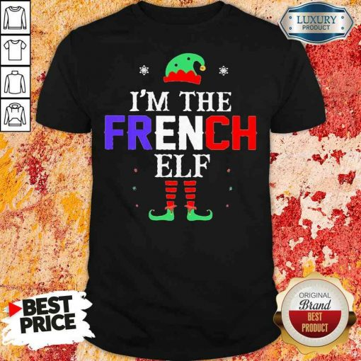 Im french Elf Christmas Shirt-Design By Soyatees.com