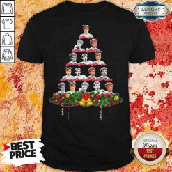 Lucille Ball Christmas Tree Shirt-Design By Soyatees.com