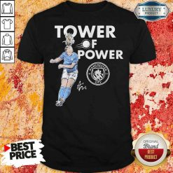 Manchester City Sam Mewis Tower of power signature shirt-Design By Soyatees.com