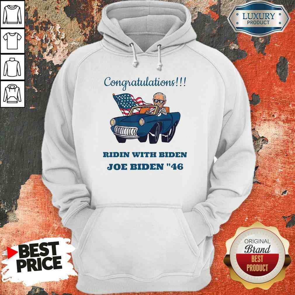 Nice Congratulations President Joe Biden 46 Biden Harris Unisex Hoodie-Design By Soyatees.com