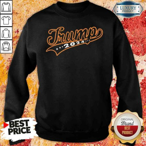 Nice Donald Trump American Flag 2020 Sweatshirt-Design By Soyatees.com