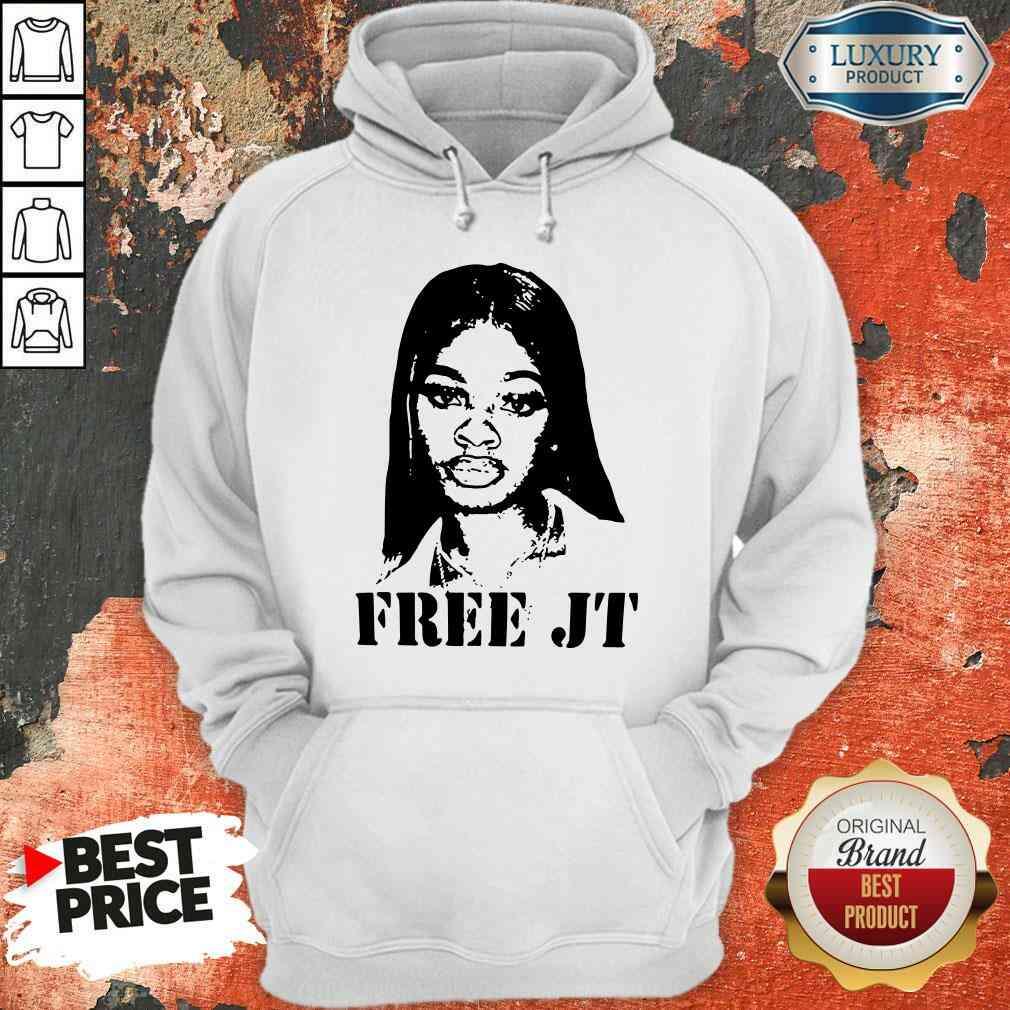 Nice Free Jt 2020 Hoodie-Design By Soyatees.com