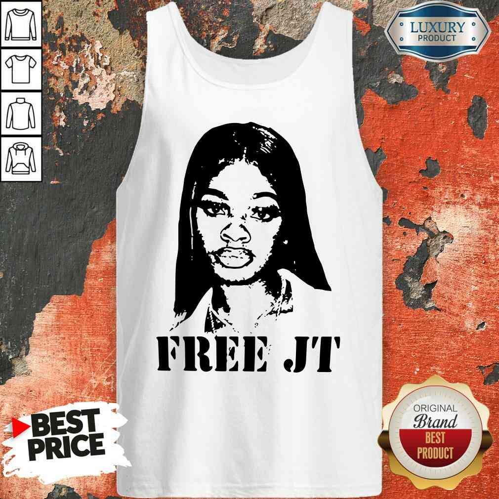 Nice Free Jt 2020 Tank Top-Design By Soyatees.com
