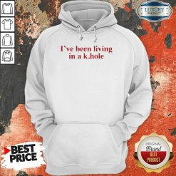 I'Ve Been Living In A K Hole Hoodie-Design By Soyatees.com